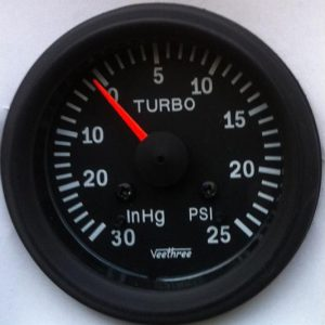 Boost Gauge   25psi blackB 1024x1024